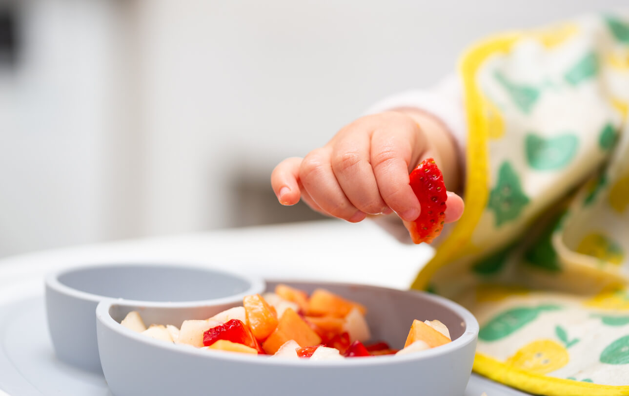 Child Solid Foods