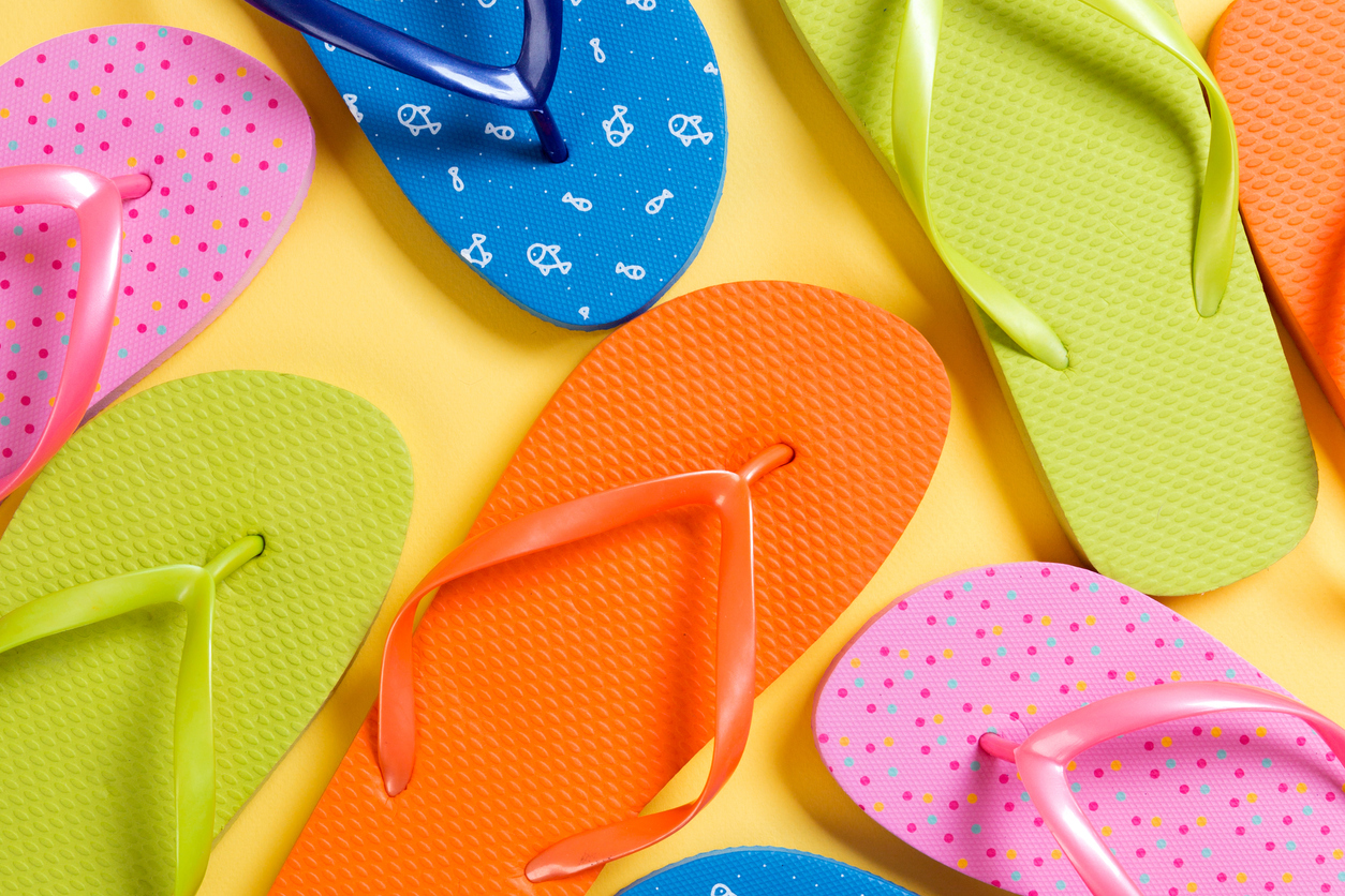 Flip-Flop Fear: How These Flimsy Shoes