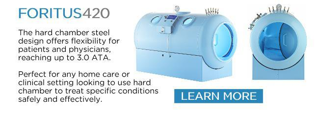 Hyperbaric Chamber Fortius 420 - Natural Balance Wellness Medical Center