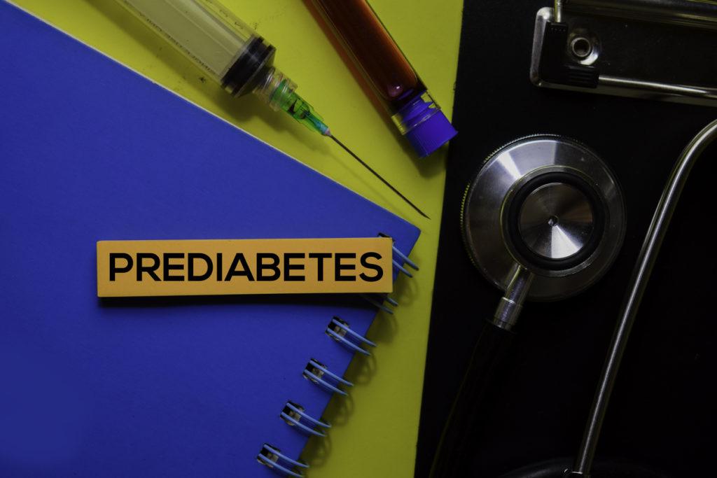 Prediabetes layout