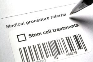 Stem Cell Therapy Treatment