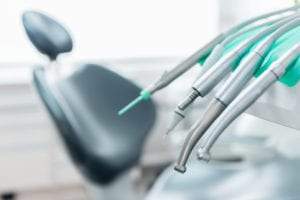Dentist tools & equipment