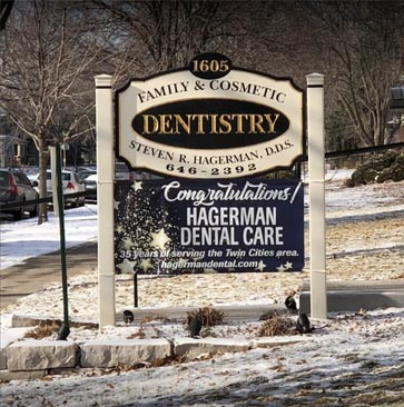 dentist office of Hagerman Dental Care
