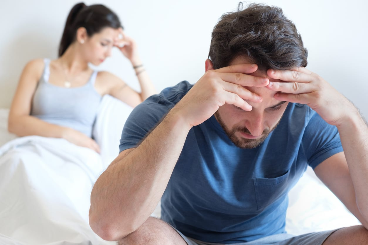 Causes Of Impotence