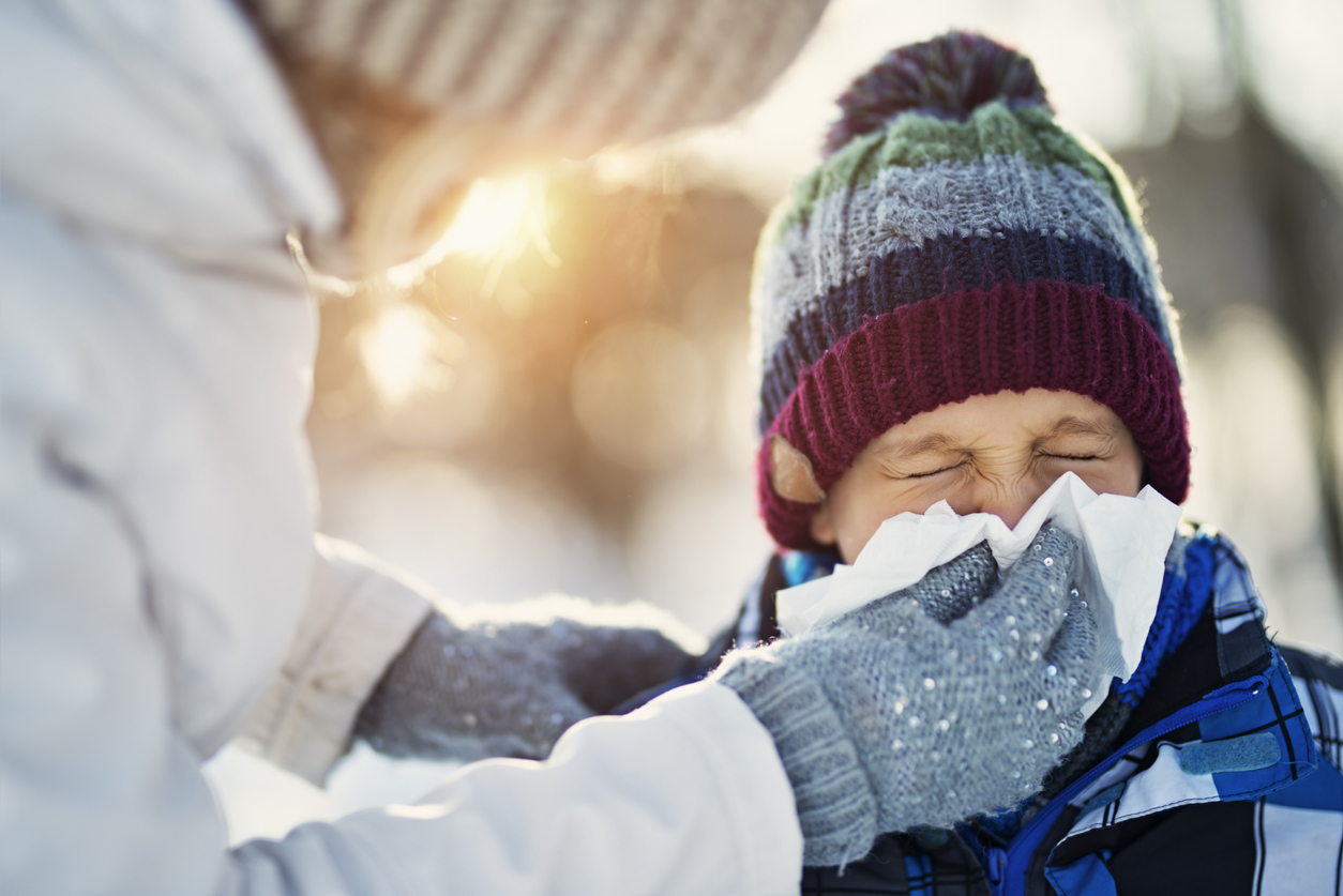 Why Do People Get Sick in the Wintertime? |