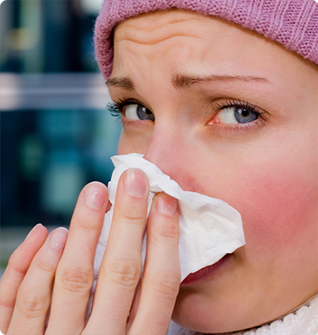 Chronic Runny Nose Treatment near me - ENT Specialist Georgetown, TX - Chronic Runny Nose - cryotherapy