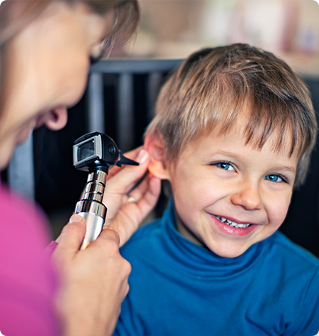 Chronic Ear Infection Treatment Georgetown, TX - Georgetown ENT - Ear Infection Treatment near me - ent specialist near me