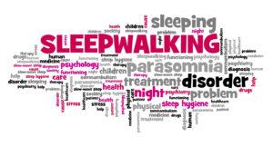 Sleep disorder graphic