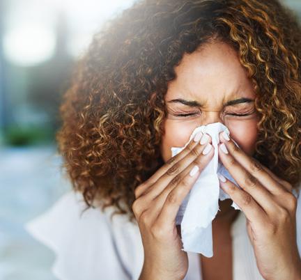 allergic rhinitis - hay fever - allergic rhinitis treatment near me - Oak Brook Allergists