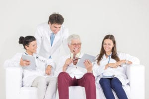 Social media marketing - social media for doctors