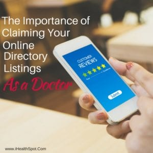 Online Directory Listings