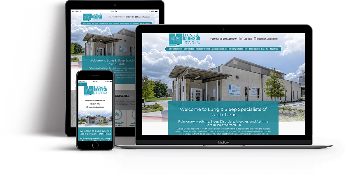 Website Design for OBGYN - Websites for Doctors - iHealthSpot Interactive - healthcare digital marketing