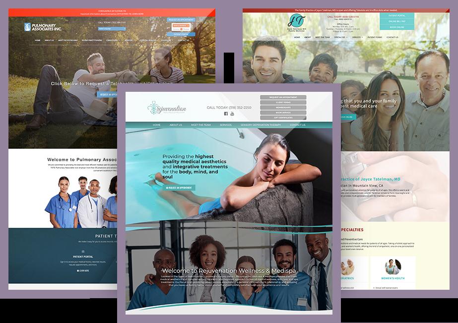 Healthcare Marketing - medical Web Design - Medical SEO Company - Healthcare Digital Marketing - Healthcare Website Design - iHealthSpot Interactive - Websites for Doctors - medical website design - online marketing for doctors - healthcare digital marketing agency