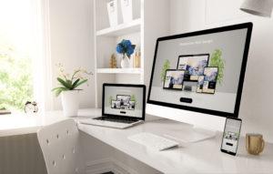 healthcare website design - medical website design