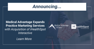 acquisition of iHealthSpot Interactive