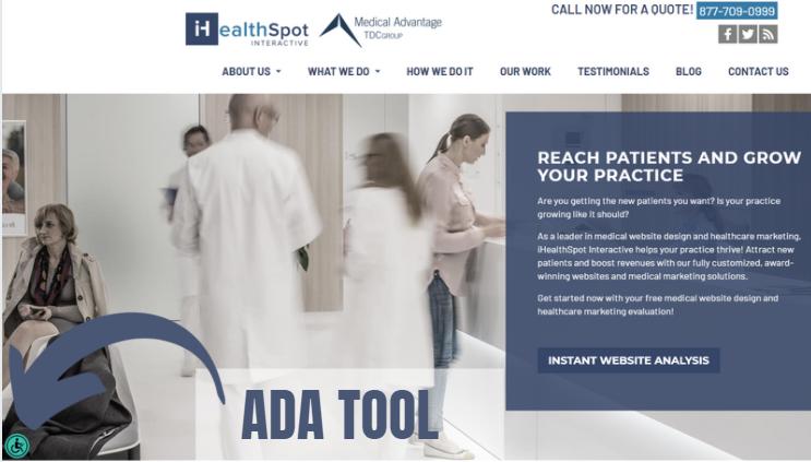 healthcare websites for doctors - healthcare websites - Healthcare Web Development - Medical Web Design - Custom Websites for Doctors - Medical Website Design - iHealthSpot Interactive - healthcare digital marketing