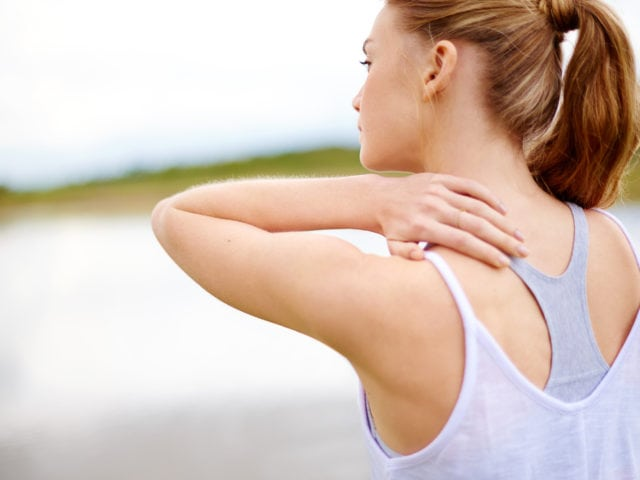 Neck pain - Shoulder Pain