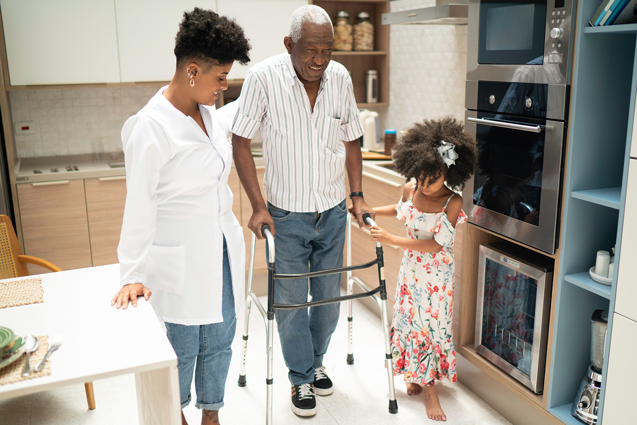 In Home Medical Care for the Elderly - in home medical care services - Ultra Healthcare Nursing Solutions - telehealth - Online Doctor Visit - family medicine - primary care