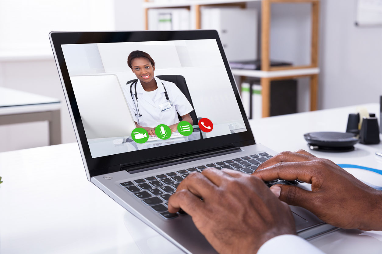 Ultra Healthcare Nursing Solutions - Telehealth Services - Online Doctor Visit - Ultra Healthcare Nursing Solutions - Online Doctor - Telehealth - telemedicine