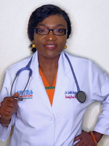 Dr. Judith Foyabo - Ultra Healthcare Nursing Solutions - telehealth - Online Doctor Visit - family medicine - primary care