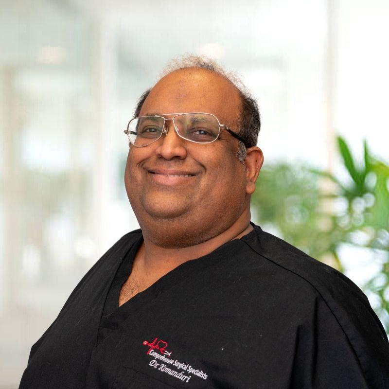 Dr. Mukund Komanduri - Orthopaedic Surgical Consultants