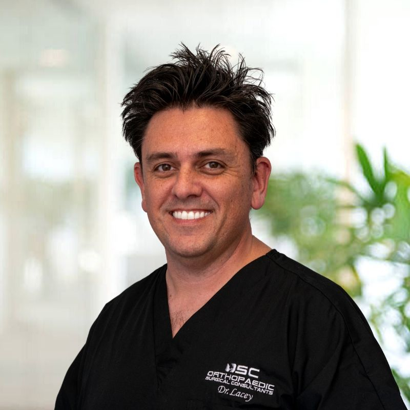 Dr. Michael Lacey - Podiatric Physician - Orthopaedic Surgical Consultants