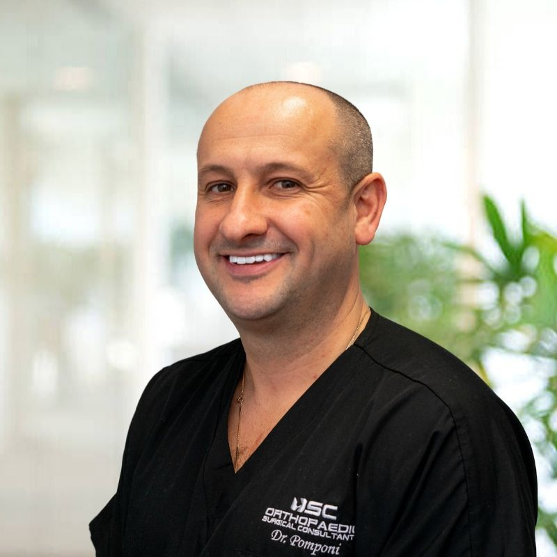 Dr. John Joseph Pomponi - Orthopaedic Surgical Consultants - orthopedic surgeon