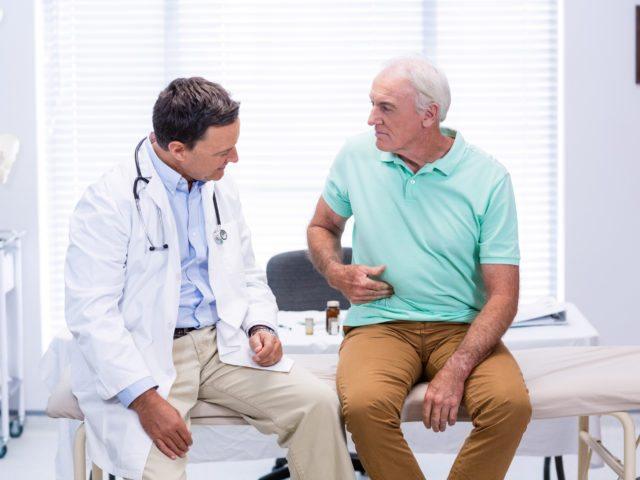 Gastroenterologist