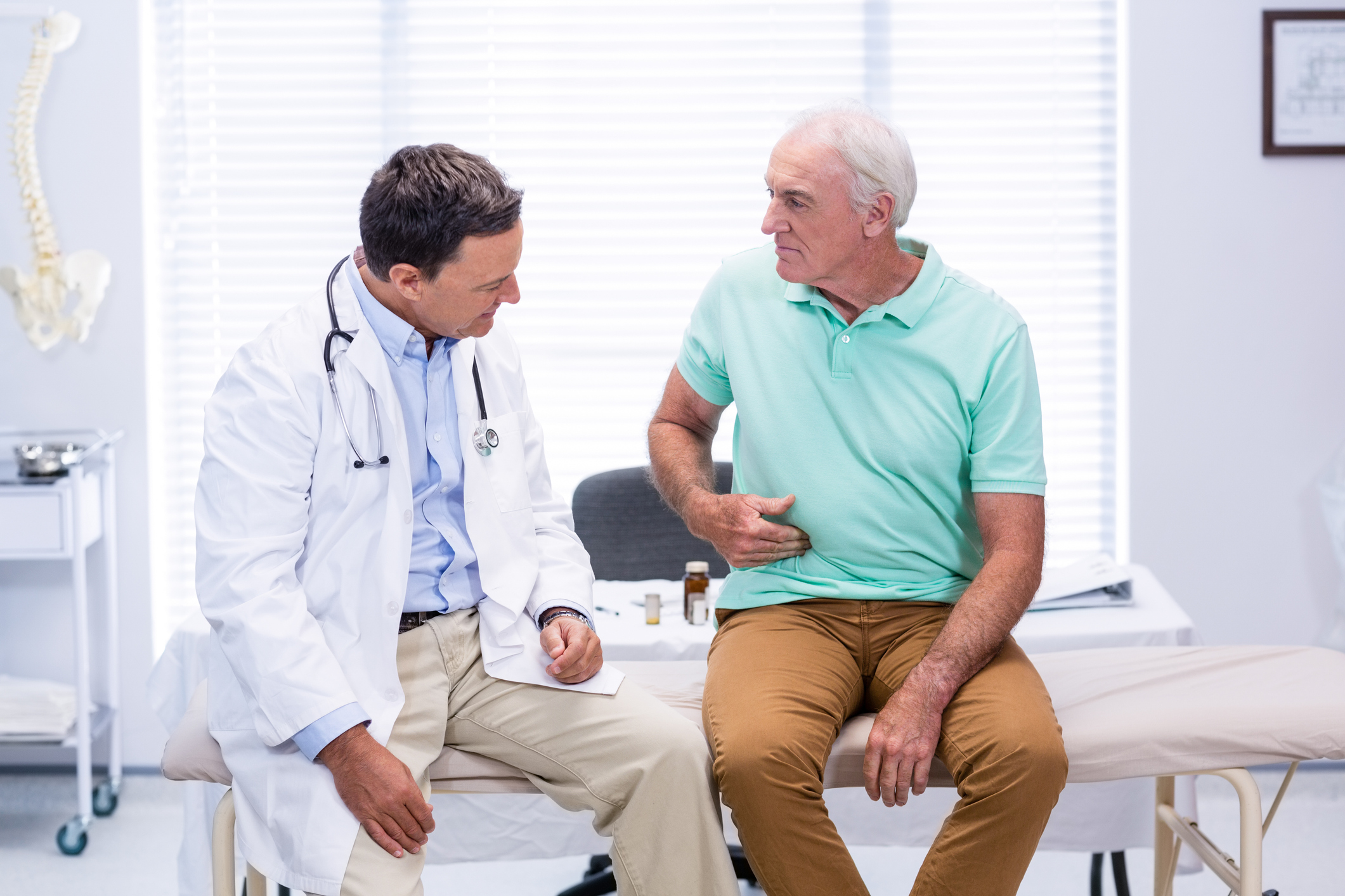 10 Signs You Need to see a Gastroenterologist | Carlisle