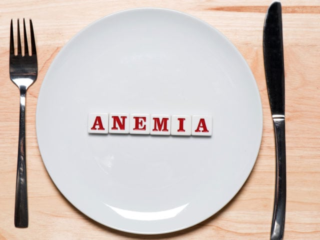 Ten Signs You Could be Anemic
