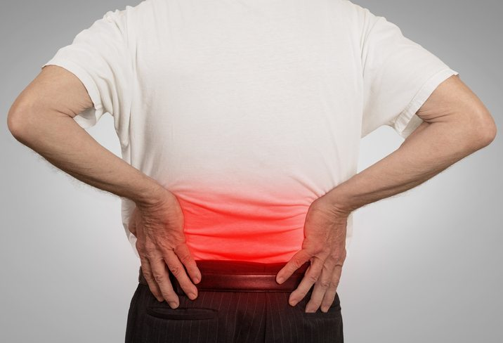 lower back pain - physical therapy