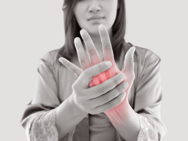 What are the different causes of arthritis