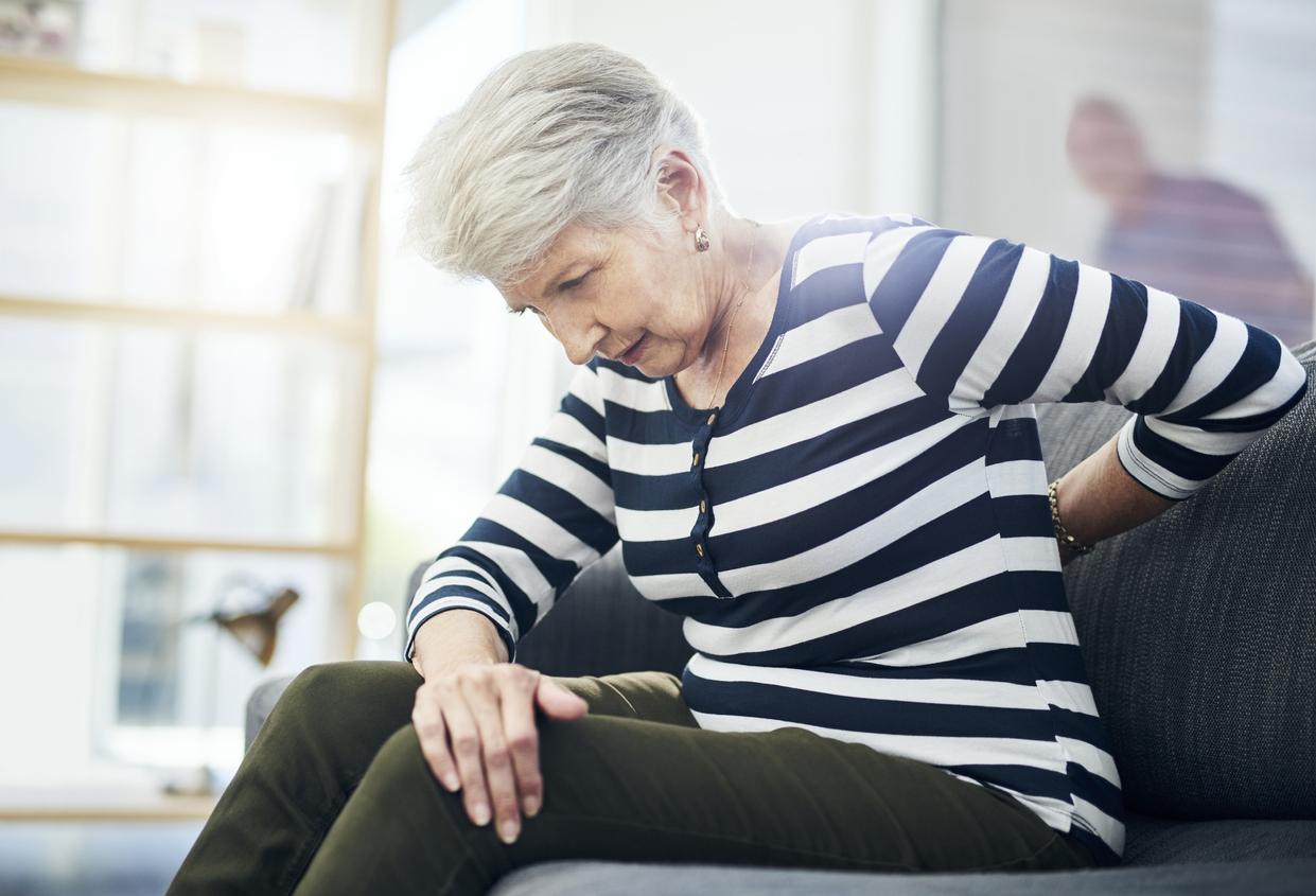 Back Pain | Endeavor Rehab Center
