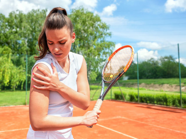 Shoulder Tendonitis in Austin, Texas