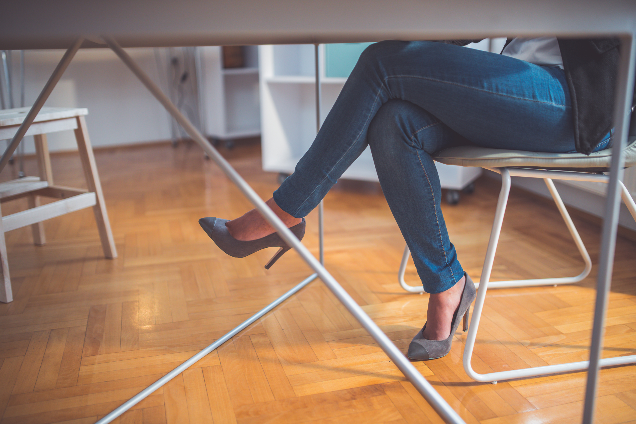 Is Crossing Your Legs Bad for Your Knees?   Total