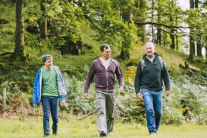 How Walking Can Keep Your Prostate Healthy