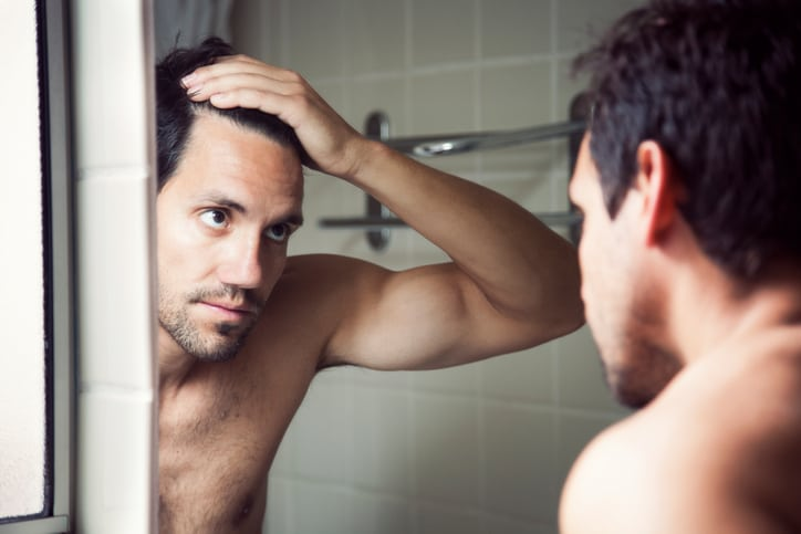 noninvasive hair loss treatment