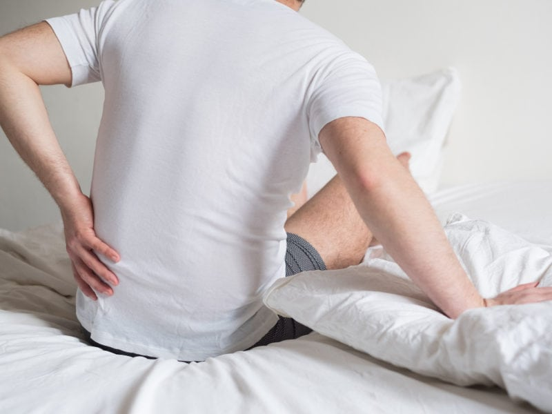 The Symptoms of Spinal Arthritis