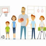 The Link Between Your School Gym Class and Present-Day Exercise