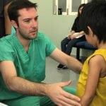 Dr. Somogyi Lends a Hand