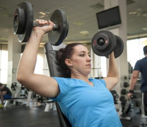 The New Year and Common Gym Injuries
