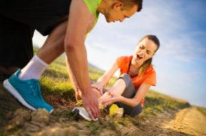 Running Sprain