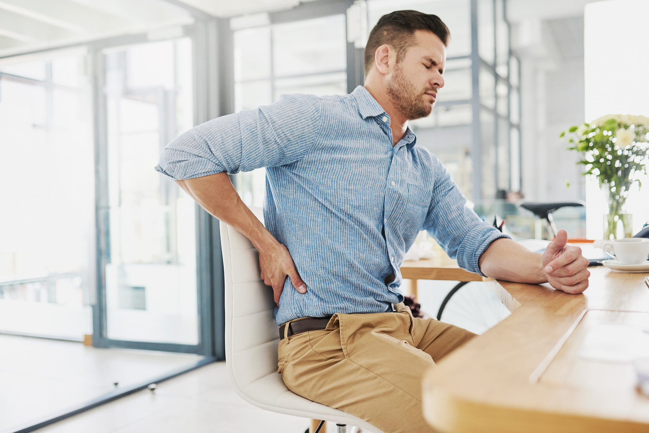 Can Sitting Cause Lower Back Pain? | Balcones Pain Consultants