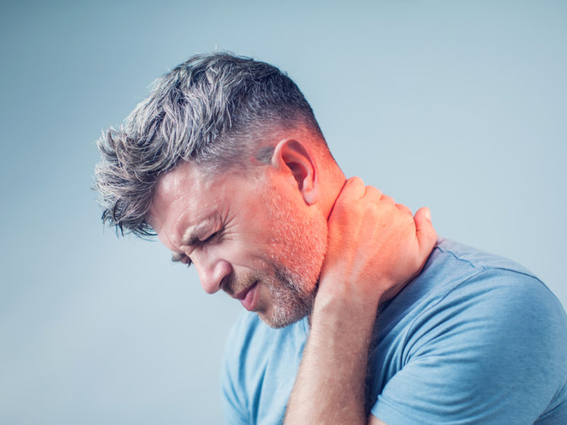 causes and treatment of neck pain