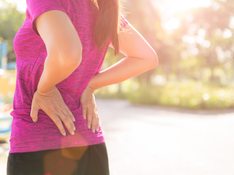 Back Pain Risk Factors