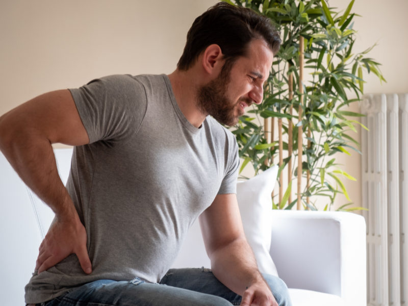 Neck Pain and Lower Back Pain